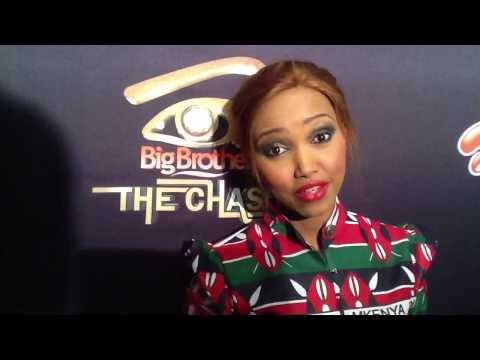 BBA The Chase: Kenya's Huddah enters the house