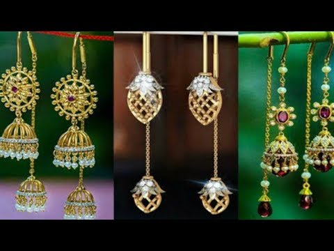 10 Sui Dhaga Earrings – Absolutely Stunning Designs