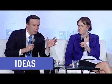 Panel: Youth Activism to Reduce Gun Violence (Introduction by Sen. Chris Murphy)