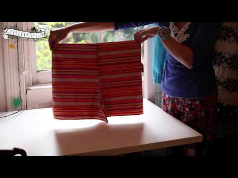 How to Sew Shorts (Quick & Easy!) - Sewing Tutorials