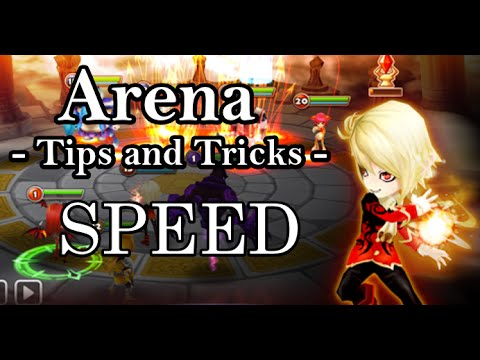 Arena Tips/Tricks (Speed Synchronization) -- Summoners War