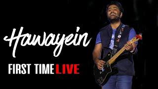 hawaiye full Song LIVE | ARIJIT Singh LIVE🔥🔥🔥 | MMRDA GROUND MUMBAI 2017