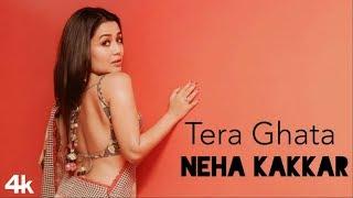 Neha Kakkar: TERA GHATA (Video Song) | Female Version | Aditya Dev