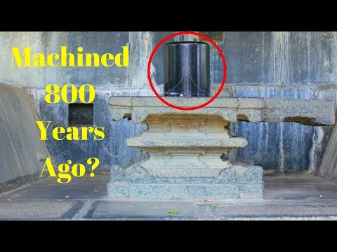 Mysterious Lingam at Warangal Fort - Lost Technology Revealed?