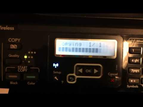 HP OfficeJet 6500 Wireless All-In-One Inkjet Printer Scanner Fax