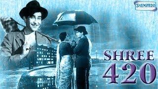 Shree 420 - Part 1 Of 16 - Raj Kapoor - Nargis - Nadira - Bollywood Movies