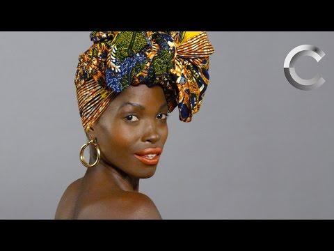 Haiti (Nzingah)   100 Years of Beauty - Ep 27   Cut