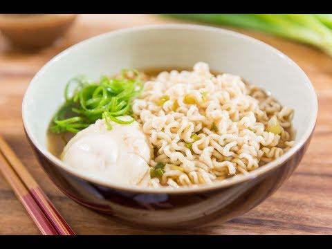 Quick Ramen Noodle Soup: 15-minute recipe!
