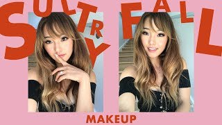 Sultry Fall Makeup | Get Ready With Me