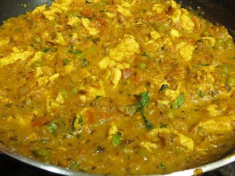 Restaurant Style Egg Bhurjee in gravy/Paneer Bhurjee in gravy|Poonam's Kitchen