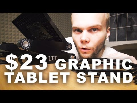 $23 (Awesome) Graphic Tablet Stand