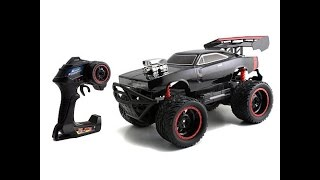 Fast and Furious Elite Off Road Remote Control Car - 1970 Dodge Charger