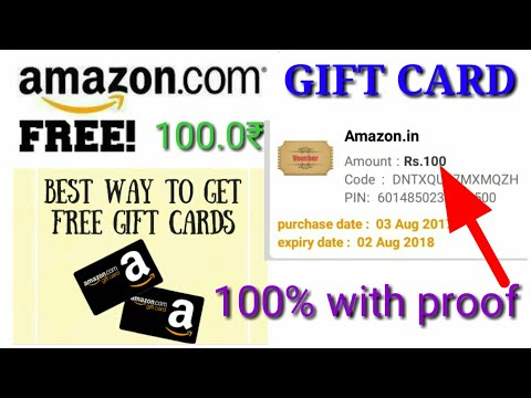 Get Free 500₹ Amazon Gift Card | LEGALL Trick |