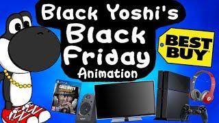 SML Movie: Black Yoshi