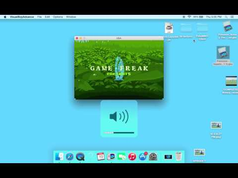 How to Fix the Visual Boy Advance Save Issue on Mac!