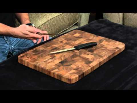 Wusthof Classic vs Victorinox Fibrox — Fillet Knife.