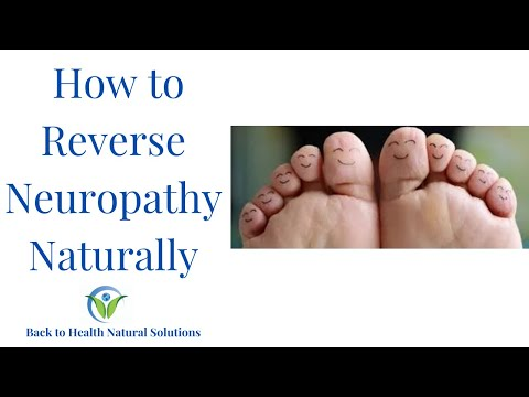 How To Reverse Neuropathy Naturally