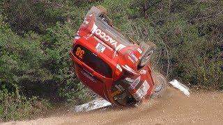 Rallye Terre des Cardabelles 2018 (Crashs, Jumps & Mistakes)