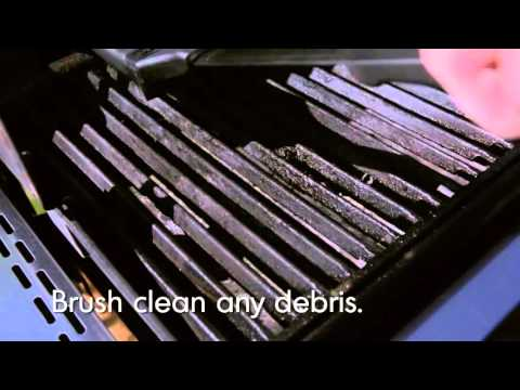 Grill Tips – Cast Iron Grid Restoration