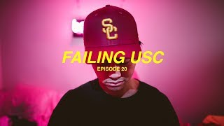 failing out of college… (feat. Anthony Russo) - EPISODE 20 - JUSTIN ESCALONA