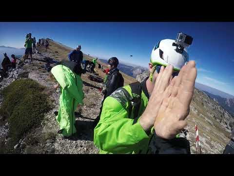 Hike and Fly Base jump III -  Isère (France)
