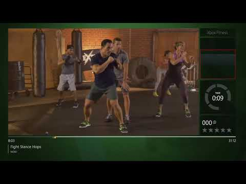 MMA Workout 5 Extreme Combat For Xbox Fitness Throwdown