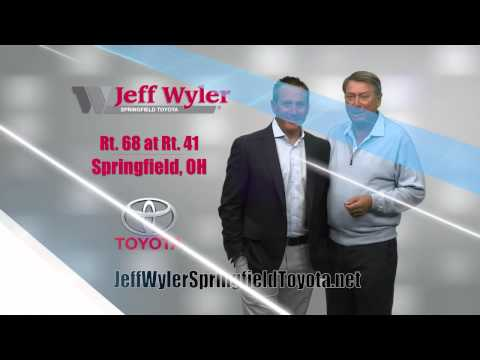 Jeff Wyler Springfield Toyota   No Money Down Lease Camry Prius OH Columbus