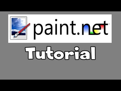 How to Outline Objects in Paint.net