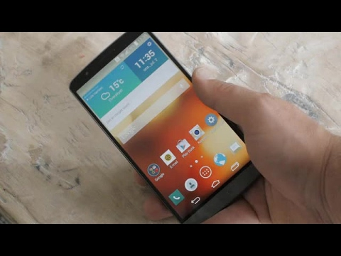 LG G3 video-test