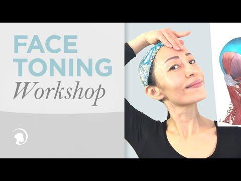 Face Toning Workshop Nov 1, 2017