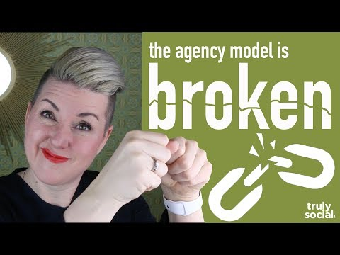 Why The Agency Model is Broken