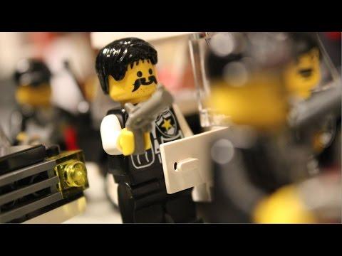 Lego GTA Heist