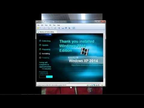 Download Windows XP 2014 Edition
