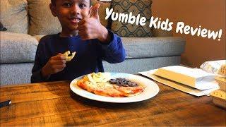 Yumble Kids TODDLER Review!
