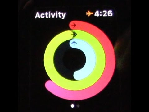 How to Change your Daily Move Goal on Apple Watch
