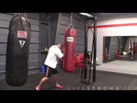 How to Hit a Heavy Bag