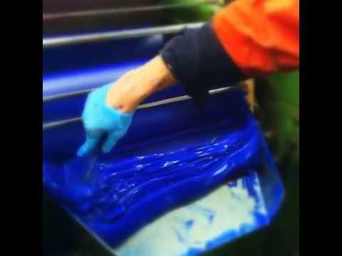 Making Langridge Cobalt Blue Oil Paint