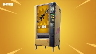 Vending Machine - New Feature