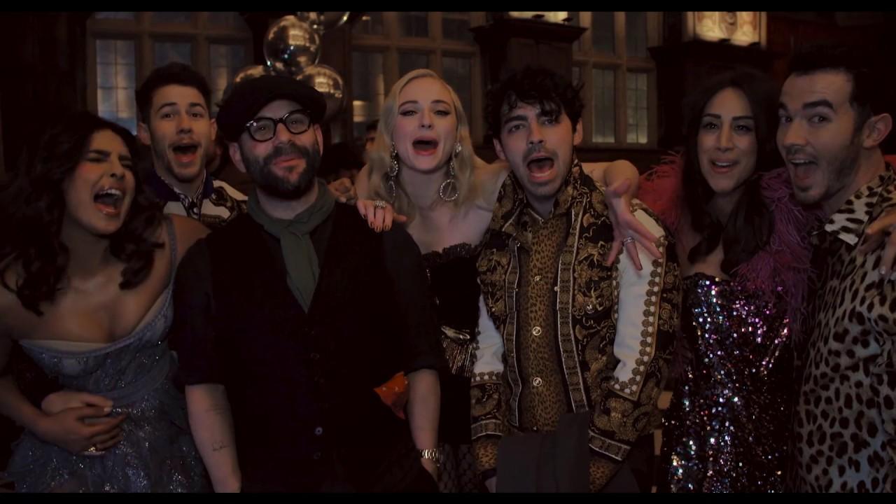 Jonas Brothers - Sucker (Behind The Scenes)
