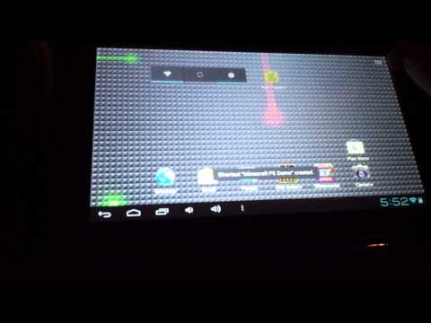 Ematic Genesis Tablet Rooted and with gapps