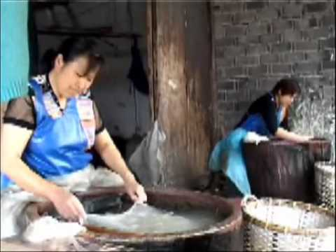 Silk Production by Spring Silkworm Mulberry Silk Duvets Suzhou 春蚕蚕丝被专卖店