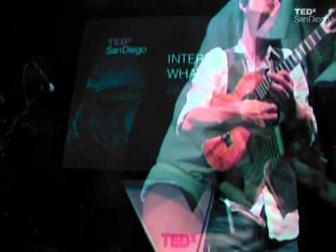 TEDxSanDiego - Jake Shimabukuro - performance