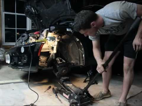 2003 mini cooper S CV boot replacement
