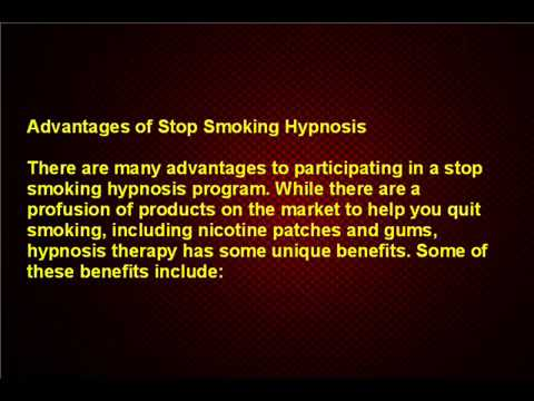 Bolster Your Willpower With Stop Smoking Hypnosis Therapy