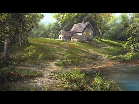 Country House | Paint with Kevin ®