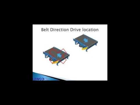LEWCO Belt Conveyor 101