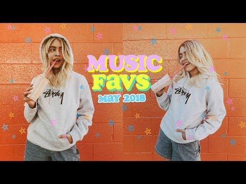 MAY MUSIC FAVORITES 2018