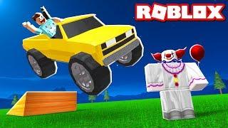 TRUCK OR TREAT - Roblox Jailbreak Halloween