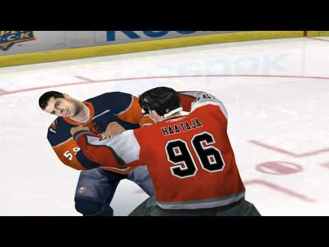 NHL 09- Meeting youtube 2012 e Fight Night
