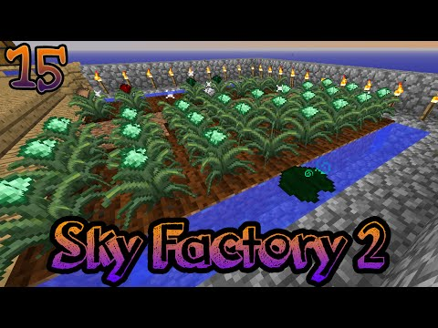 Minecraft: Sky Factory S1 Ep. 15 | Check Out My New Pad